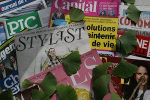 Magazines Ginkgo